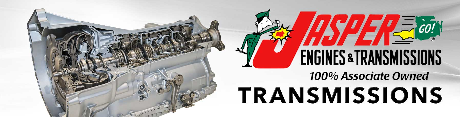 We Install Jasper Transmissions Information Page